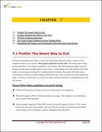 Trade Scalper Course Sample 6