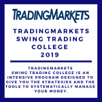 TradingMarkets Swing Trading College 2019