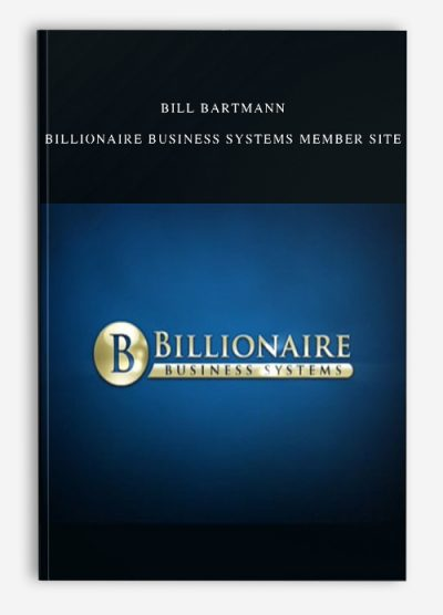 Bill Bartmann – Billionaire Business Systems Member Site