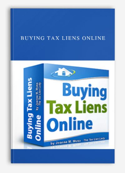 Buying Tax Liens Online