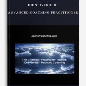John Overdurf – Advanced Coaching Practitioner