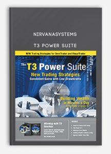 Nirvanasystems – T3 Power Suite