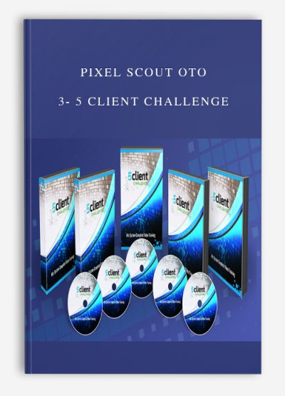 Pixel Scout OTO 3- 5 Client Challenge