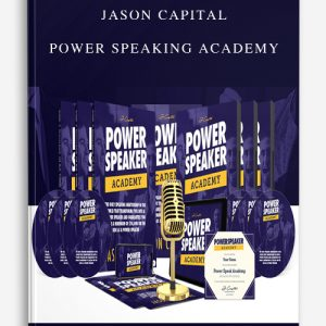 Jason Capital – Power Speaking Academy