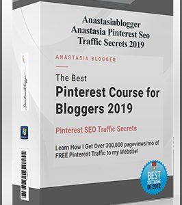 Anastasiablogger – Anastasia Pinterest Seo Traffic Secrets 2019