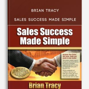 Brian Tracy – Sales Success Made Simple