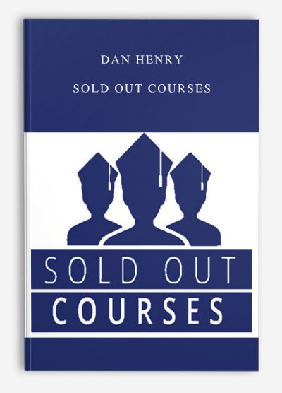 Dan Henry-SOLD OUT cours 2019