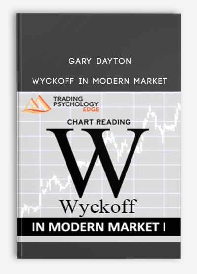 Gary Dayton – Wyckoff in Modern Market