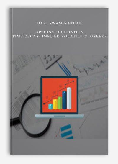 Hari Swaminathan – Options Foundation – Time Decay, Implied Volatility, Greeks