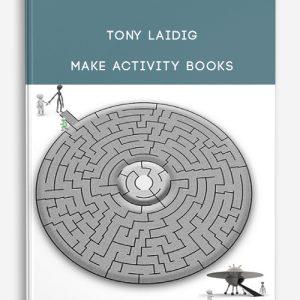 Tony Laidig – Make Activity Books