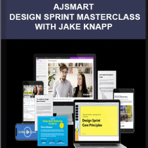 Ajsmart – Design Sprint Masterclass with Jake Knapp (Google Venture)