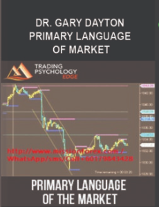 Dr. Gary Dayton – Primary Language of Market