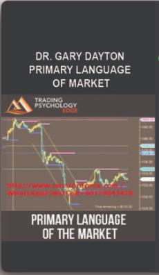 Dr. Gary Dayton – Primary Language of Market