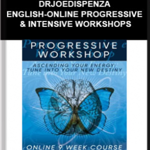 Drjoedispenza – English-Online Progressive & Intensive Workshops