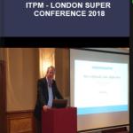 ITPM – London Super Conference 2018