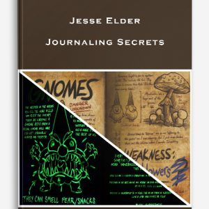 Jesse Elder – Journaling Secrets
