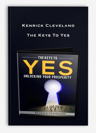 Kenrick Cleveland – The Keys To Yes