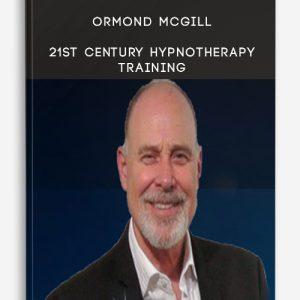 Ormond McGill – 21st Century Hypnotherapy Training