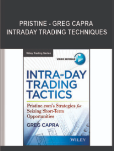 Pristine – Greg Capra – Intraday Trading Techniques