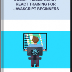 Udemy – Hello React – React Training For JavaScript Beginners