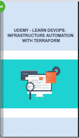 Udemy – Learn DevOps: Infrastructure Automation With Terraform