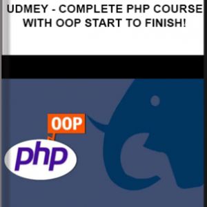 Udmey – Complete PHP Course with OOP Start to Finish!