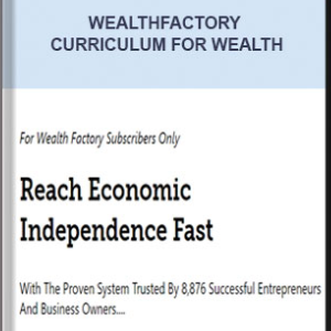 Wealthfactory – Curriculum for Wealth