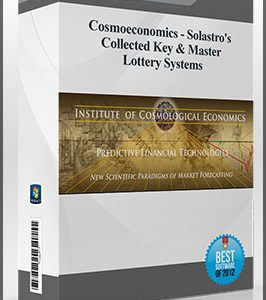Cosmoeconomics – Solastro's Collected Key & Master Lottery Systems