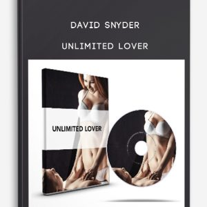 David Snyder – Unlimited Lover