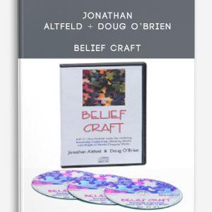 Jonathan Altfeld + Doug O'Brien – Belief Craft