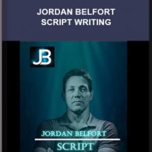 Jordan Belfort – Script Writing