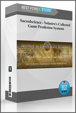Sacredscience – Solastro's Collected Game Prediction Systems