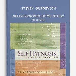 Steven Gurgevich – Self-Hypnosis Home Study Course