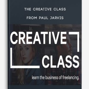 The Creative Class from Paul Jarvis