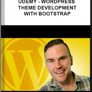 Udemy – WordPress Theme Development With Bootstrap