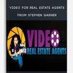 Video For Real Estate Agents from Stephen Garner