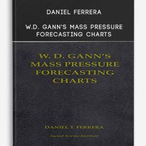 W.D. Gann's Mass Pressure Forecasting Charts by Private: Daniel Ferrera