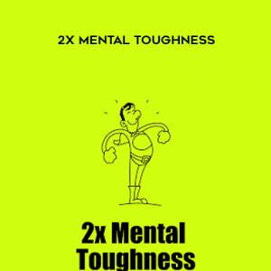 2000 books – 2x Mental Toughness
