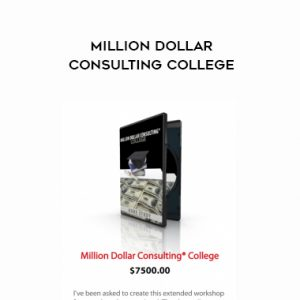 Alan Weiss – Million Dollar Consulting College