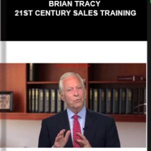 Brian Tracy – 21st Century Sales Training
