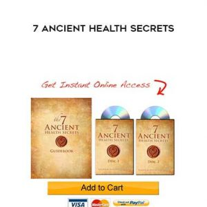 Kacper M. Postawski – 7 Ancient Health Secrets