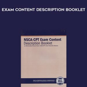 NSCAC5CS Exam Content Description Booklet