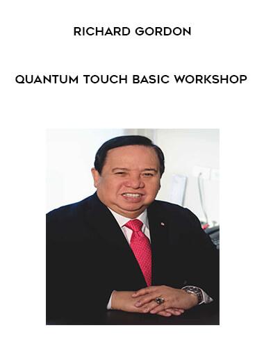Kết quả hình ảnh cho Richard Gordon- Quantum Touch Basic Workshop