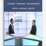 Trader Traning Programme from Jarrad Davis