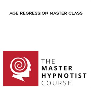 Age Regression Master Class by Jason Linett