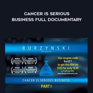 Cancer is Serious Business Full Documentary