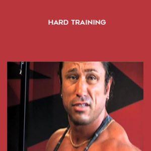 Hard Training by Dean Ash