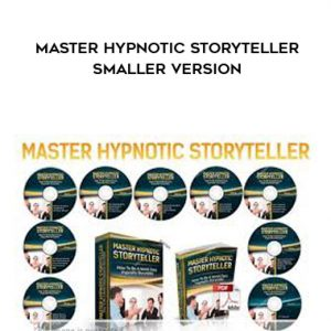 Master Hypnotic Storyteller Smaller Version by Igor Ledochowski