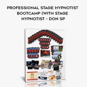 Professional Stage Hypnotist Bootcamp by Igor Ledochowski
