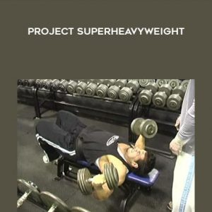 Project Superheavyweight by Justin Harris
